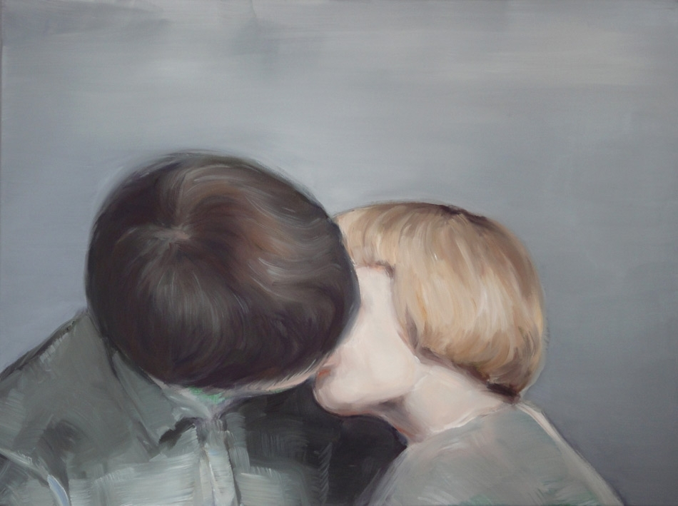 Untitled, 2011<br />Oil on canvas<br />60 x 80cm
